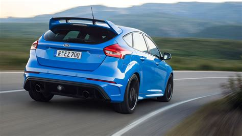 Ford Focus RS (2016) review   CAR Magazine