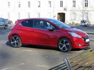208 Rouge : images frompo 1 ~ Gottalentnigeria.com Avis de Voitures