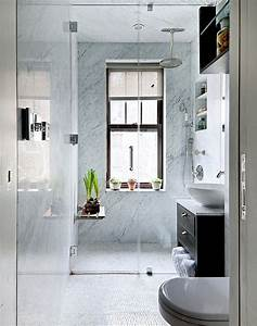 26 cool and stylish small bathroom design ideas digsdigs for Small bath design ideas