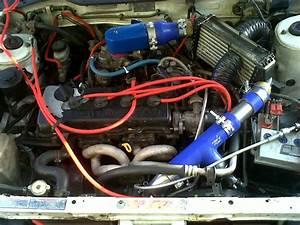 Turbo On Carbureted Engine