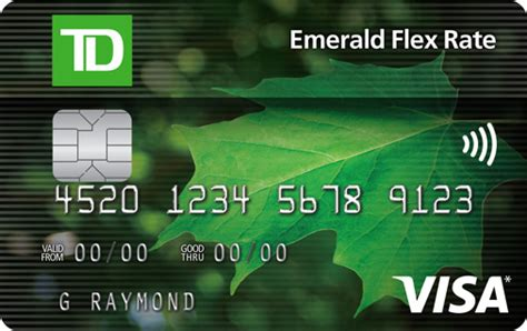 Td Emerald Visa Card Free Business Card Templates Editable To Print Yourself Size Wedding Invitations Layout Template Photoshop Cards Illustrator Download In Excel A4 Hong Kong
