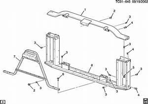 Radiator Support Asm