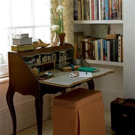vintage home office oficinas decoradas al estilo vintage decoraci 243 n de 3206