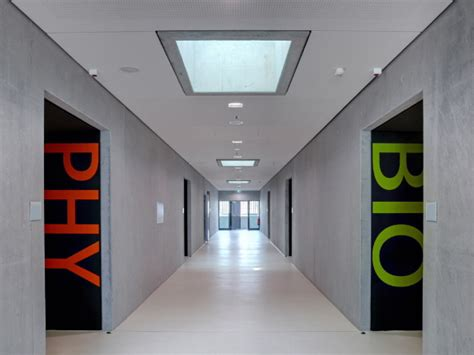 Riedberg Gymnasium In Frankfurt by Bildergalerie Zu Gymnasium In Frankfurt Riedberg Fertig