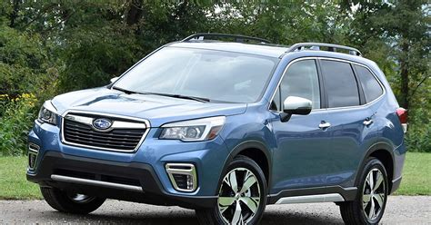Review 2019 Subaru Forester  Ny Daily News