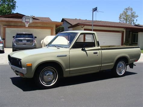 1974 Datsun 620 Pickup, Mine Was A 1969 Looked Very Much