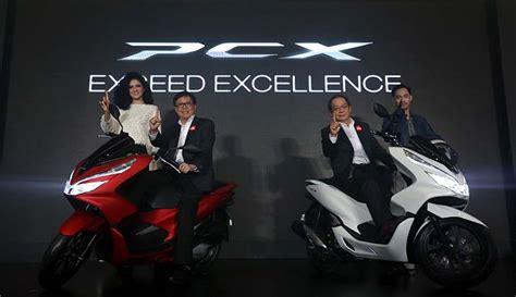 Pcx 2018 Semarang by Yang Ditunggu Tunggu Ini Harga All New Honda Pcx Produksi