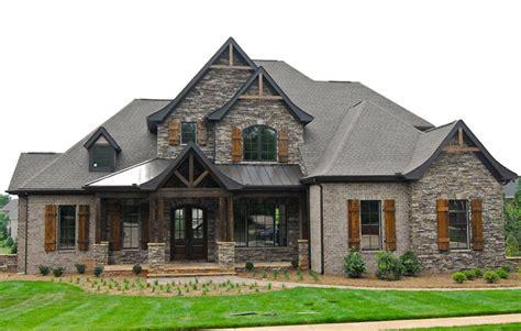 custom homes portfolio exterior images milestone custom