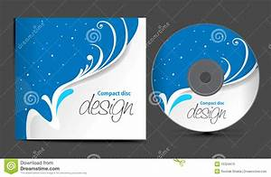 cd cover design stock vector illustration of decoration With cd cover design online