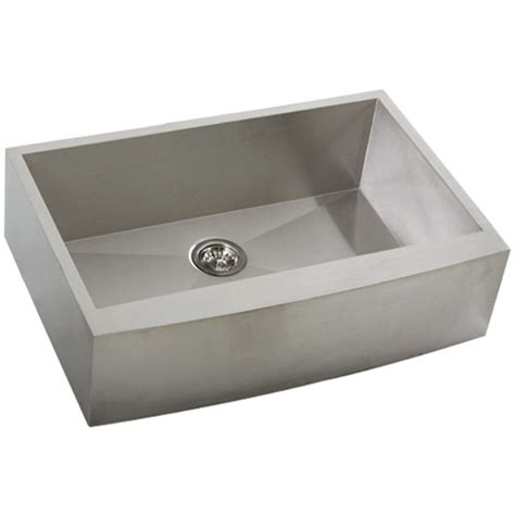 Where Are Ticor Sinks Manufactured by Ticor S4402 Zero Radius 33 Quot Curved Front Apron Stainless