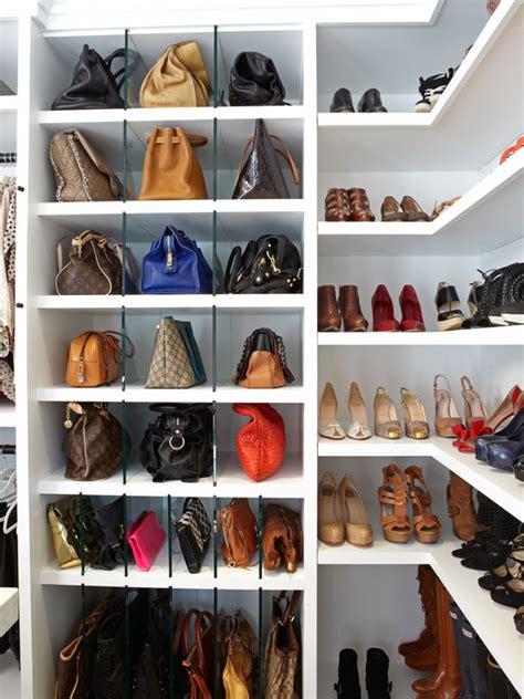 handbag storage contemporary closet the coveteur