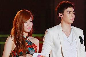 Girls' Generation's Tiffany and 2PM's Nichkhun Are ...