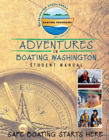 Boating License Washington Test by Washington Boaters License Test Official Boater Safety