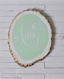 Hometalk chalkboard tree stump wall art for What kind of paint to use on kitchen cabinets for tree stump wall art