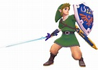 Link (Soul Calibur 2 / Legend of Zelda series) Artwork ...