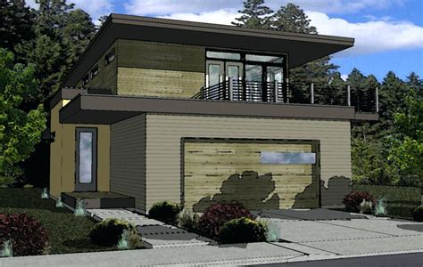 contemporary one house plans modern garage apartment interior design