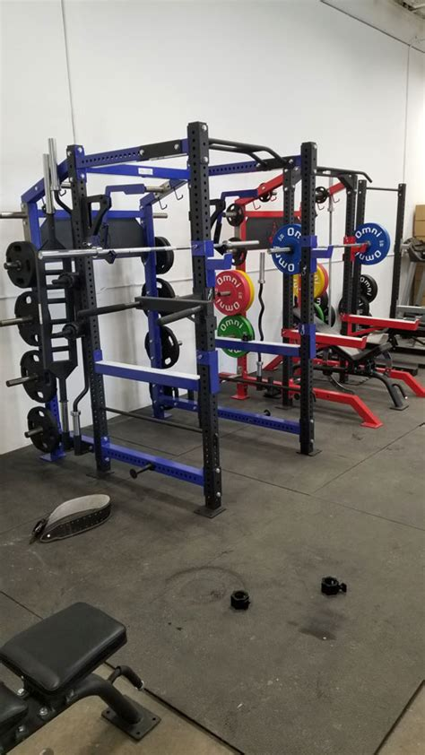 north star  rack package omni fitness