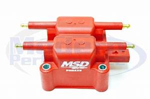 MSD Ignition Coil Pack 96 5 05 Neon 01 10 PT Cruiser
