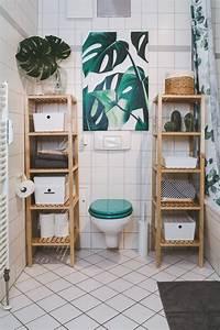 Badezimmer Deko Ikea : kleines badezimmer modern gestalten mit viel stauraum kleidermaedchen fashion beauty und ~ Frokenaadalensverden.com Haus und Dekorationen