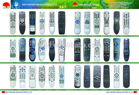 Universal Lcd Tv Remote Control Rm-9514