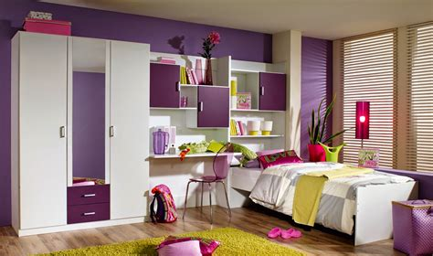 chambre ado filles papier peint chambre fille ado