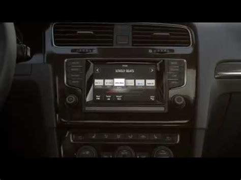 golf 7 radio vw volkswagen golf 7 radio and multimedia