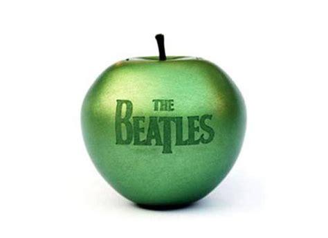 beatles apple shaped usb flash drive gadgetsin