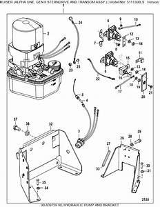 Quicksilver Trim Switch Wiring Diagram