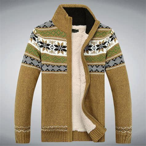 best sweaters mens sweater warm velvet sweaters