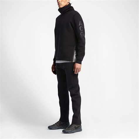 Very Goods | NikeLab ACG Tech Fleece Funnel Pullover Men's ...