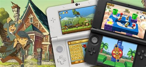 Most Popular And Best 3ds Puzzle Games My Potato Games