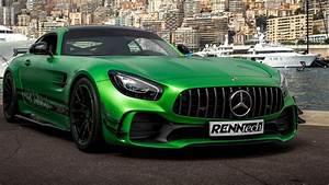Renntech Mercedes-AMG GT R 2018 4K Wallpapers HD