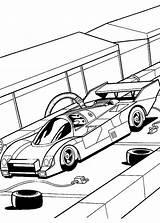 Wheels Garage Coloring Fast Netart sketch template