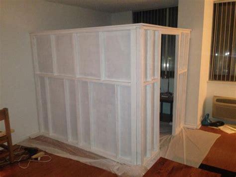 Advice On Nonpermanent Walls  Room Dividers