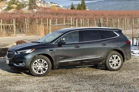 2018 Buick Enclave First Drive Review