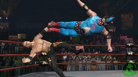 tna impact games wrestling ps3 action nonstop total torrentsnack xbox roster sharkboy shark boy jocuri salvat pe