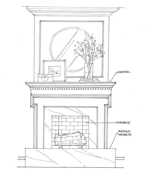 anatomy of a fireplace 71 best images about fireplace on kitchen area
