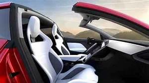 2020 Tesla Roadster Interior   Tesla Car USA