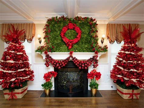 color  christmas    artificial trees hgtv