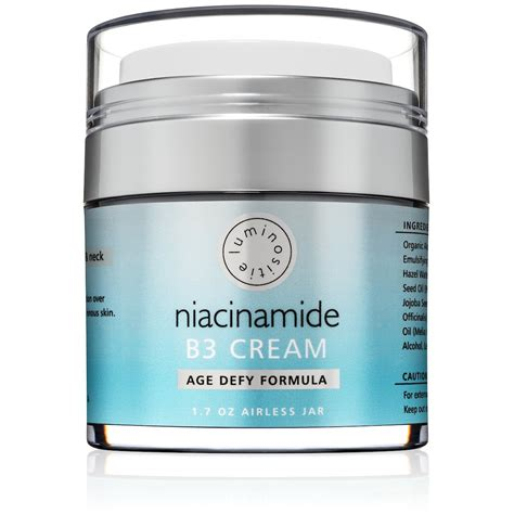 Amazon.com: Acnessential 4% Topical Niacinamide cream