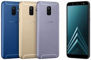 Samsung Galaxy A6  2018  64gb - Specs And Price