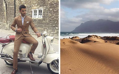 This Photogenic Ex Marine Is Traveling the World in a