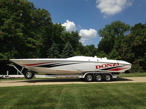 Donzi Zr Boats For Sale by Donzi Zr Boats For Sale