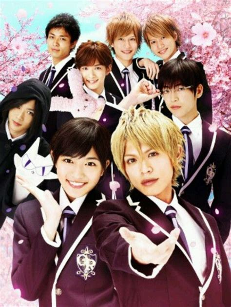 Ouran High School Host Club Live Action Movie | High ...