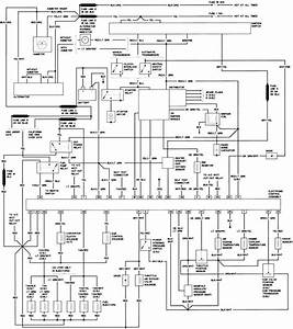 Wiring Diagram For 1992 Ford Explorer