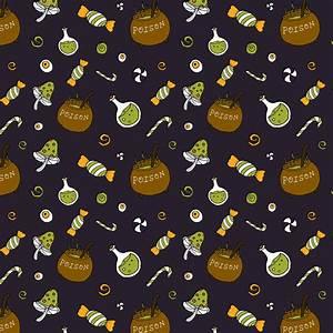 Halloween Vector Elements  U0026 Patterns
