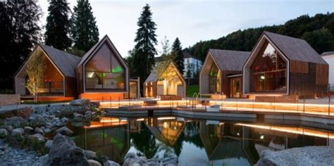 The Spa Complex In Germany by Homeid Org Home Interior Design Ideas