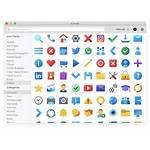 Pichon App Apps Native Icons8 Plugins Advertisement