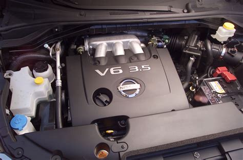2003 nissan murano 3 5l 6 cylinder engine picture pic