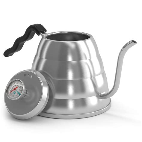 kettle tea coffee gator spout pour amazon stovetop teapot gooseneck water thermometer litre drip hand stove boil lightning evening picks